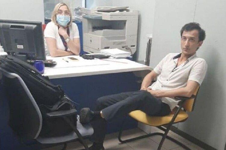 «Київського терориста» затримали
