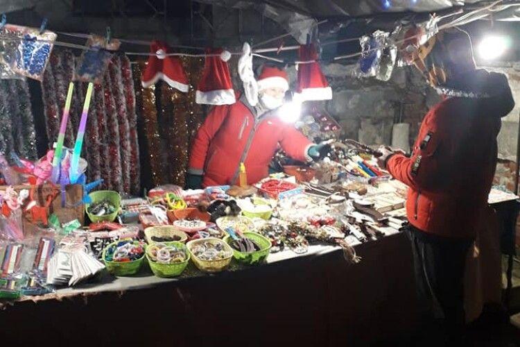 Ратнівчан запрошують на різдвяний ярмарок