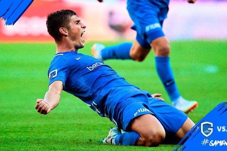 Руслан Маліновський забив за «Генк» у четвертому матчі поспіль