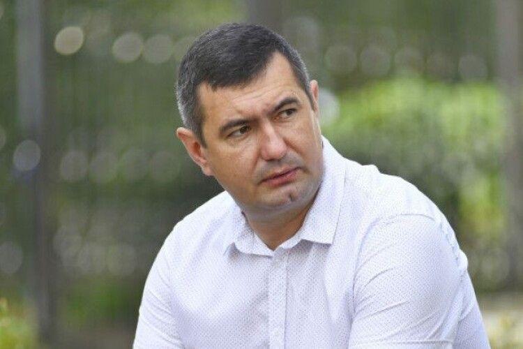 Голова Волинської ОДА хотів, щоб Луцьком керував Недопад