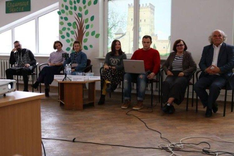 У Луцьку студенти дискутували про сексуальну культуру