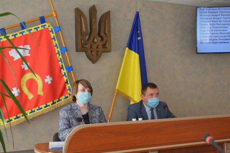 У Ковелі затвердили план реконструкції парку імені Лесі Українки