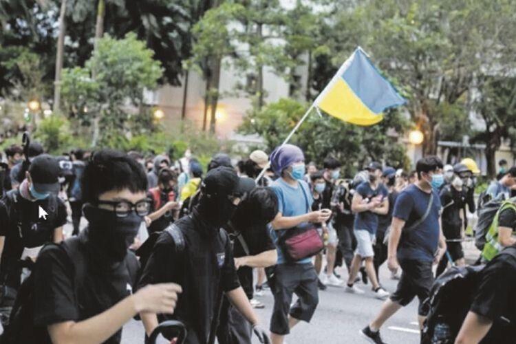 Ми— приклад для Гонконгу