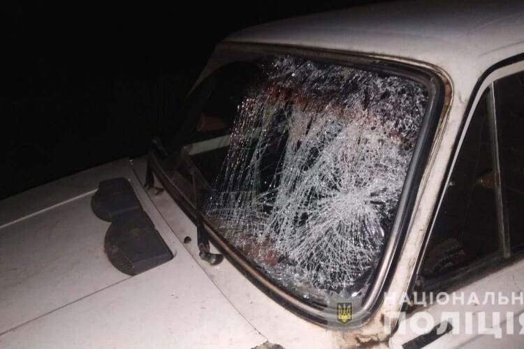 Помер чоловік, який потрапив під колеса «жигулів» на Рівненщині (Фото)