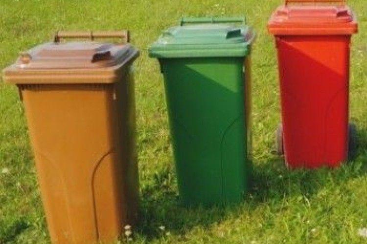 Лучани з приватного сектора підкидають своє сміття іншим