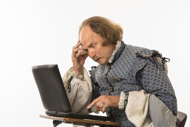 В Аргентині теледурепа повідомила у прямому ефірі про передчасну смерть від коронавірусу «видатного драматурга Вільяма Шекспіра»