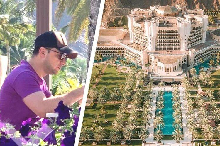 Курортний Оман подібний на обман…