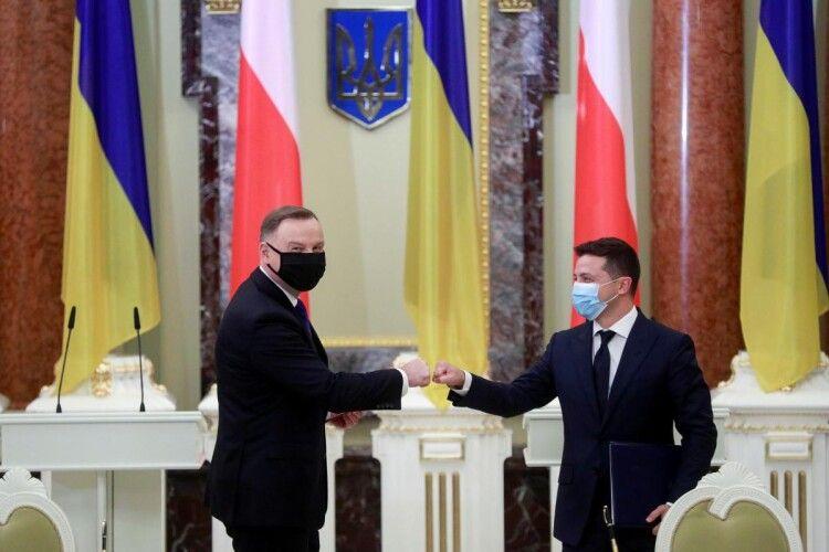 Президент Польщі Анджей Дуда захворів на коронавірус
