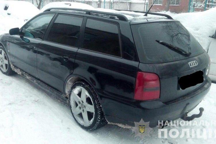 29-річний житель Іванич викрав машину і побив власника