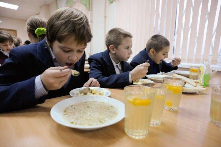 Як смачно харчувати волинських школярів вчили у Рівному