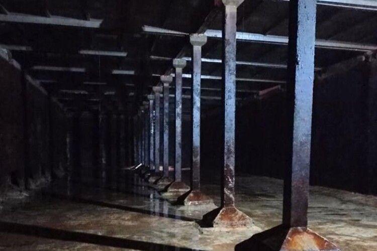 9 однопід'їзних дев'ятиповерхових будинків: розповіли про ще одне підземелля Луцька (Фото)