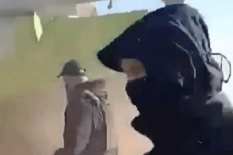 «Всіх земель не захопиш!»: волинянка скаржиться на «тітушок», які відібрали у селян урожай (Відео)