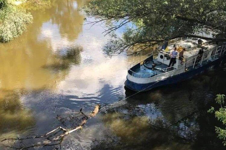 У Луцьку хочуть очистити річку Стир за 1 мільйон гривень