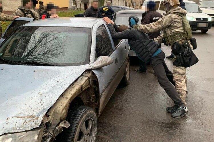 На Волині поліція затримала лідера ОЗГ – «Чечена»