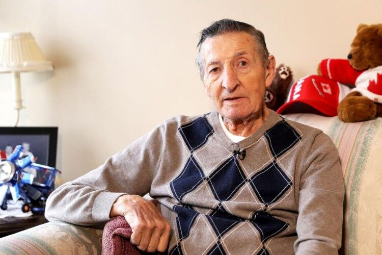 Помер батько-українець хокеїста №1 Вейна Грецкі