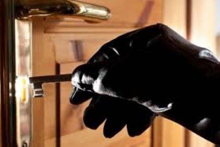За тиждень на Любомльщині скоїли сім крадіжок