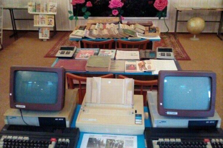 При школі на Волині діє три музеї, один із них – єдиний в Україні (Фото)