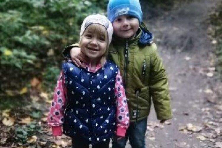 Знайшли матір з двома дітьми, яка зникла на Волині