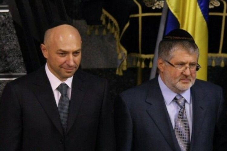 Статки Коломойського і Боголюбова за рік зросли на $1,3 млрд, - ЗМІ