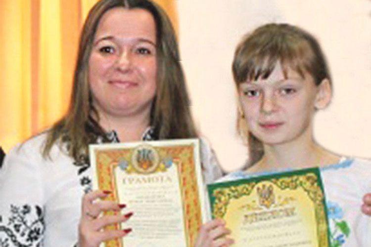 А Соломійка Крамар отримує аж дві президентські стипендії!