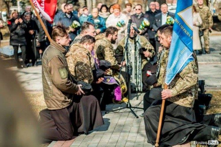 У День добровольця волинські капелани отримали відзнаки Президента