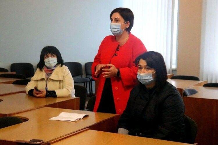 Володимирчани не хочуть в «червону зону»