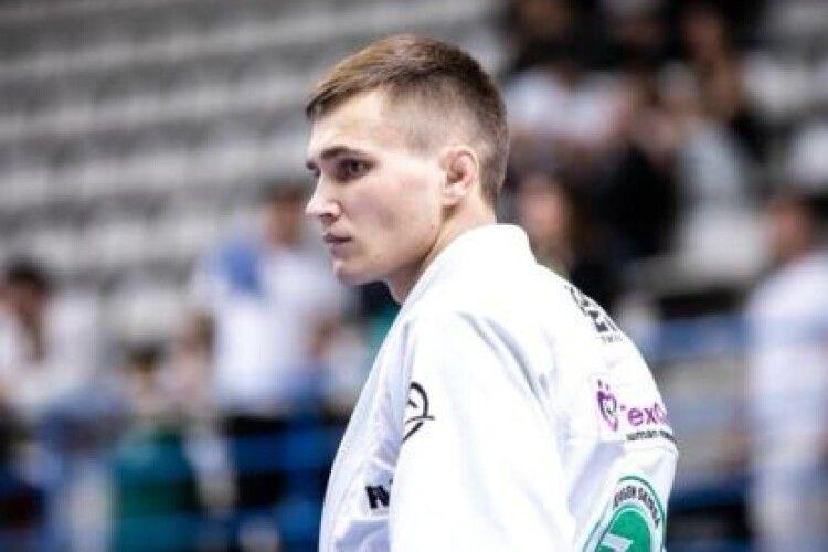 До Луцька приїздив володар чорного поясу, віце-чемпіон світу із бразильського джиу-джитсу (БДД) Роман Непот