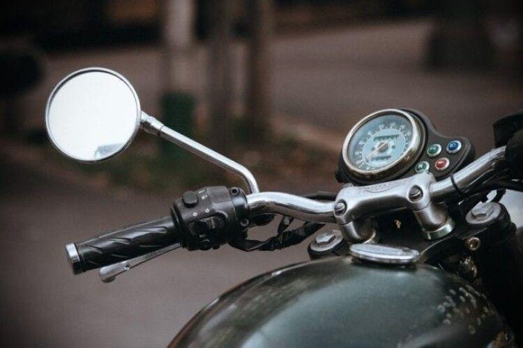 Поліцейські зловили 29-річного волинянина, який вкрав мотоцикл