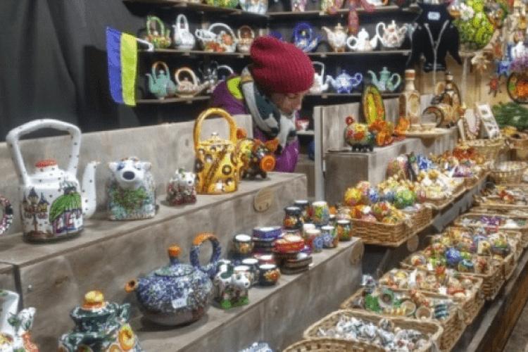 Українські орнаменти у Європі
