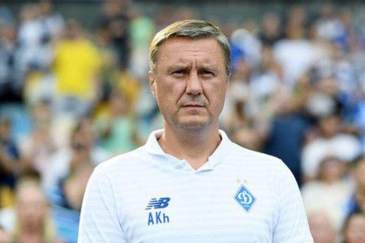 Олександр ХАЦКЕВИЧ: «Про мою відставку будемо говорити з Суркісом» (Відео)