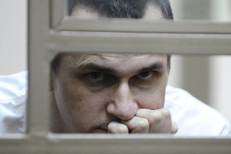 Олег Сенцов відмовився від побачень