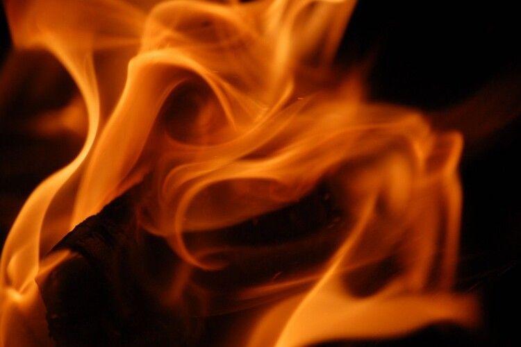 Пожежу ліквідували вже через півтори години