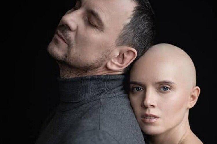"""Гурт """"Друга Ріка"""" присвятив кліп онкохворим людям: головна роль дісталася Яніні Соколовій"""