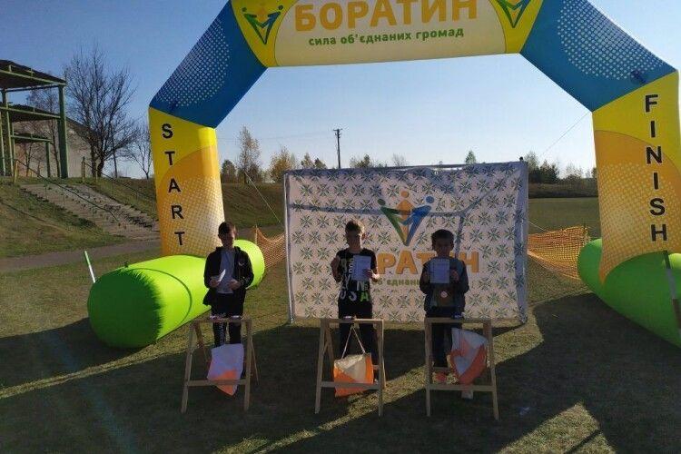 Відбувся ІІ Чемпіонат Боратинської громади зі спортивного орієнтування (ФОТО)