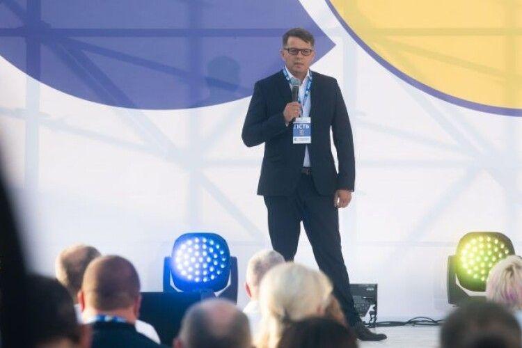 Роман Сущенко: «Я йду у місцеву владу від «Європейської Солідарності», бо поділяю її цінності»