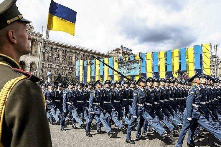 Активісти заявили, що Офіс Зеленського не погоджував з ними Марш захисників 24 серпня