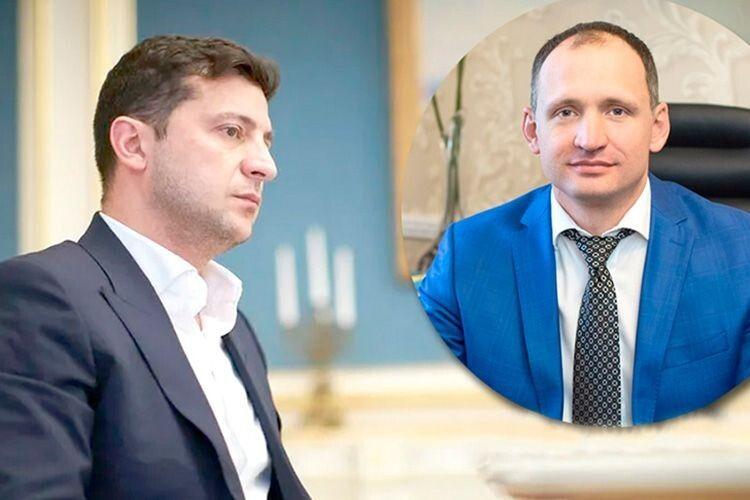 Зеленський пригрів біля себе «рішалу» Януковича ізахищає його?