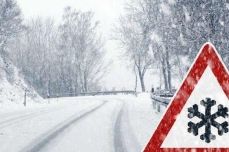 На Рівненщині оголосили штормове попередження. Волинянам теж варто приготуватися