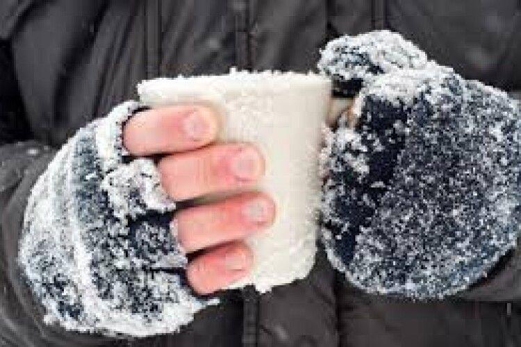 Громада на Волині подбала, аби морози не принесли людям біди