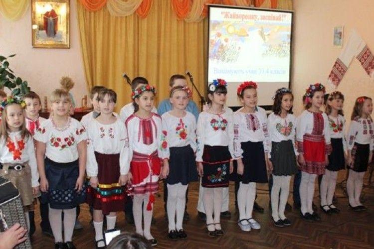 В Уховецьку відзначили день визволення села (Фото)