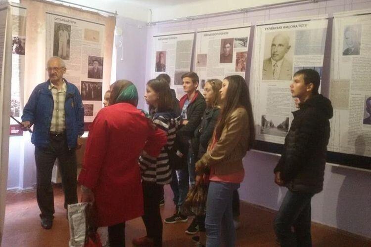 У Рожищенський музей навалило учнів
