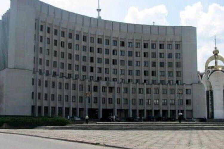 На Волині обрали нового голову обласної ради: що про нього відомо