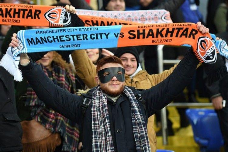 Найяскравіші моменти матчу Ліги чемпіонів «Шахтар» — «Манчестер Сіті»