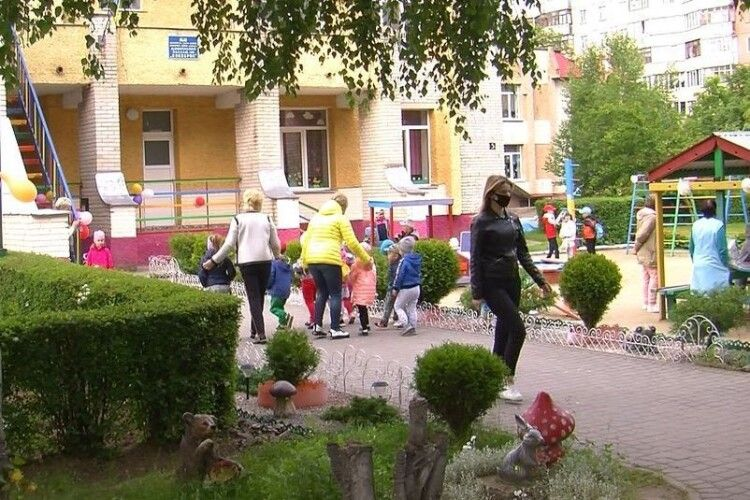 Які дитсадки в Луцьку працюватимуть влітку (Відео)