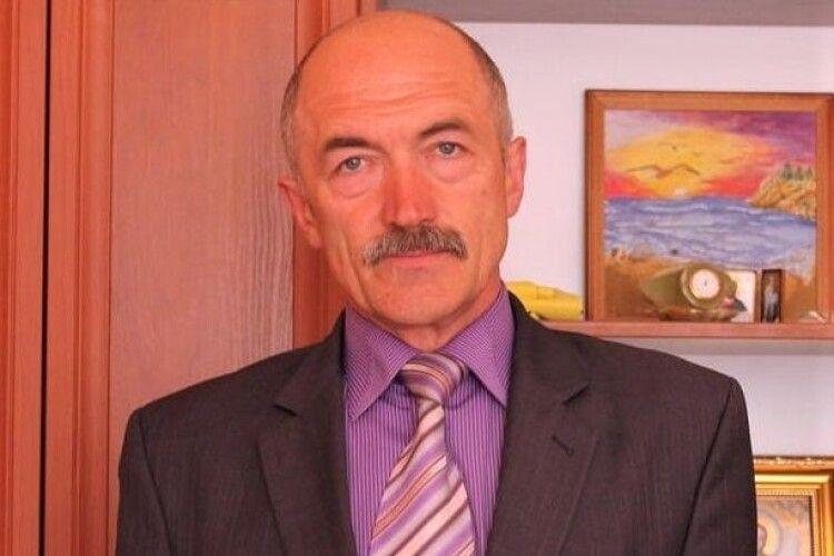 На Волині помер досвідчений педагог, багаторічний директор  ПТУ