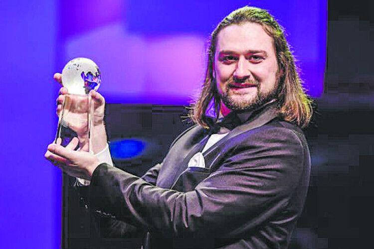 Андрій Кимач учився насвященника іфілософа, астав найкращим оперним співаком світу