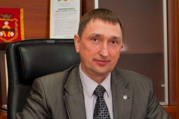 Міський голова Ковеля Кіндер домовляється про купівлю додаткових апаратів ШВЛ