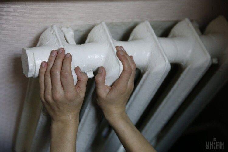 У Луцьку кілька будинків відучора без тепла. Вранці опалення подали в лікарню