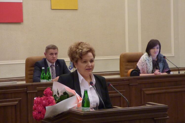 Ірина Горавська стала генеральним директором Волинського обласного перинатального центру
