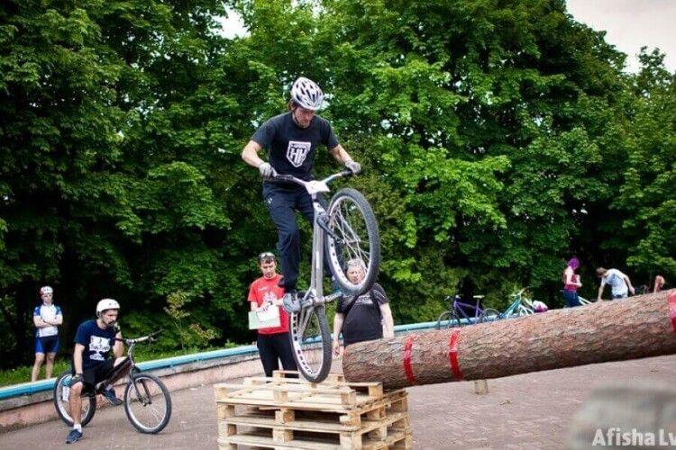 Луцьк туристичний: для гостей міста оновили велопарк